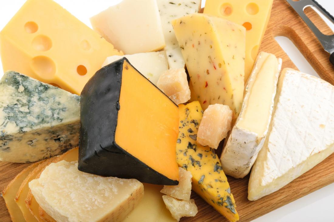 Storing and Serving Cheese
